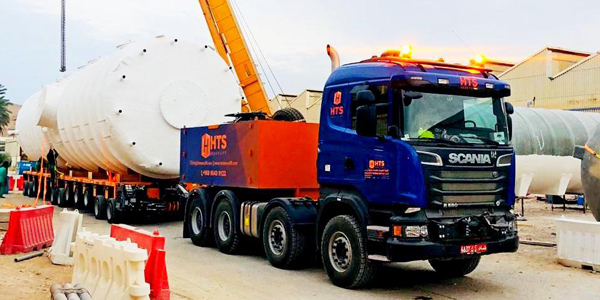 MIS Muscat - Heavy Lift Transport