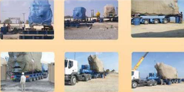 MIS Muscat -  Project Relocation Masirah Power Station