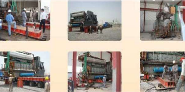 MIS Muscat - Project Relocation Mudhrib Power Station
