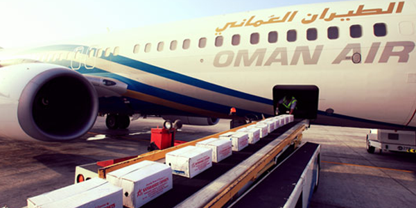 MIS Muscat - Air Freight